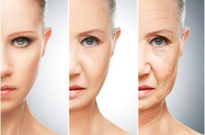 Poluição acelera o processo de envelhecimento da pele.