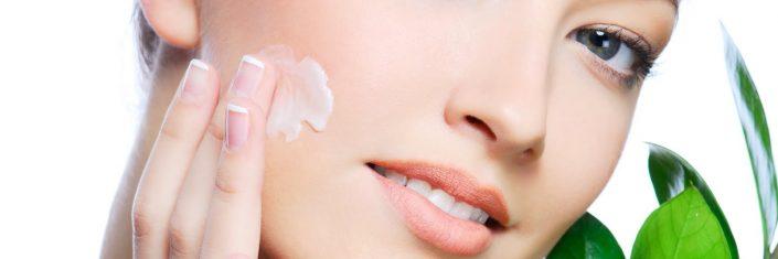 Cuidados com a pele feminina