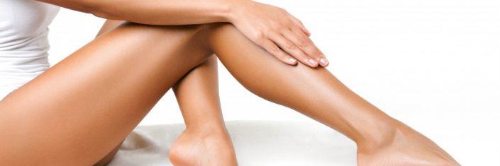 Pernas femininas depiladas | Tudo sobre a depilação a laser
